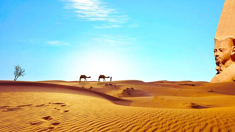 1001 Places I'd Like to Visit before I Die # 6  – Egypt