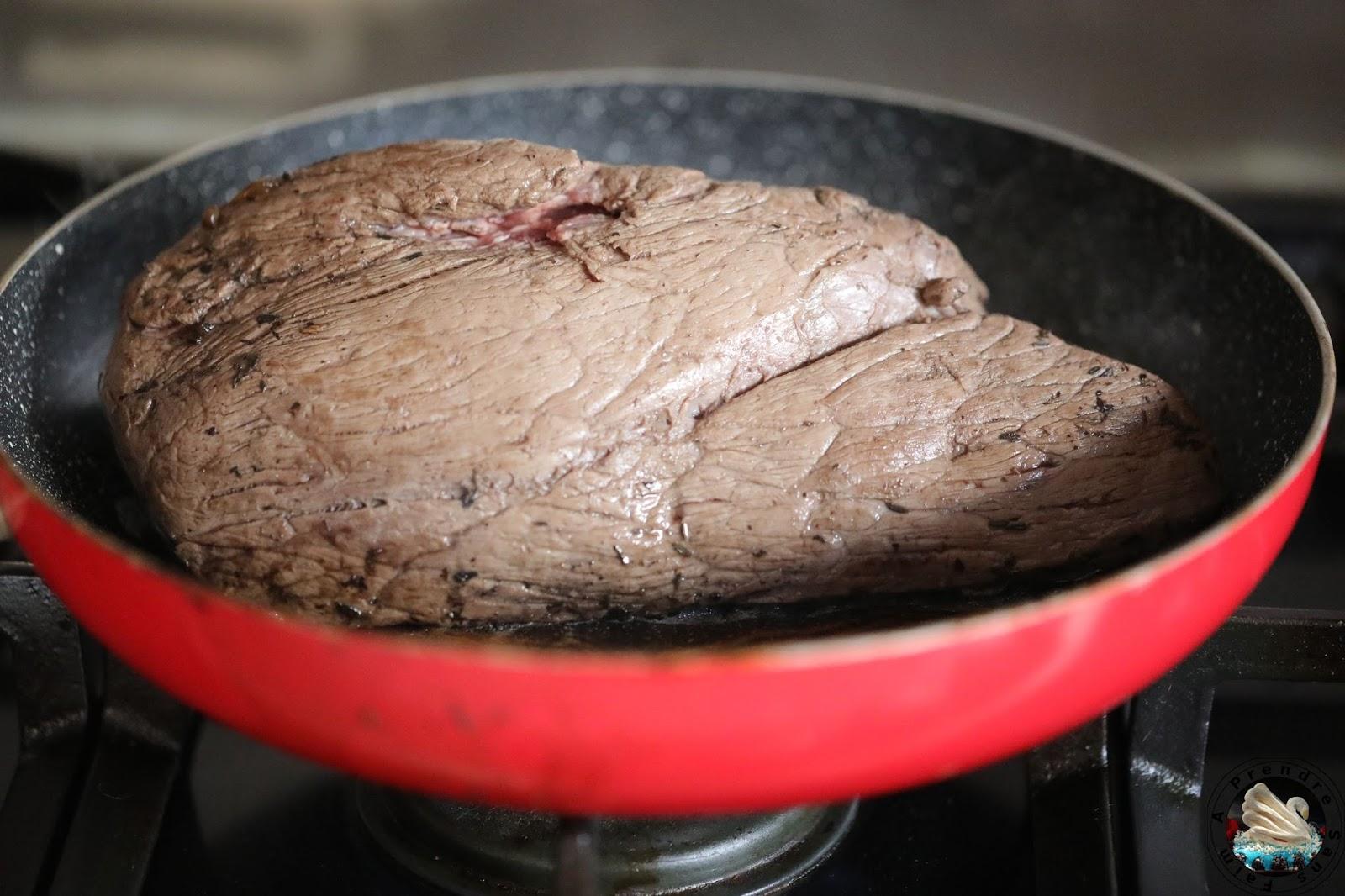 Bœuf en croûte