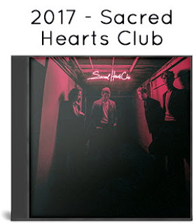2017 - Sacred Hearts Club