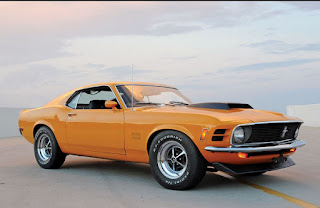 Muscle car which has the most muscular design