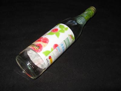 Zrób to sama DIY - Jak zrobić malowane butelki