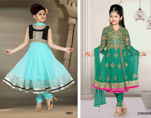 baju india anak-anak
