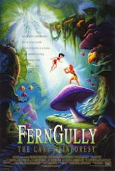 Filme FernGully: As Aventuras de Zak e Crysta na Floresta Tropical