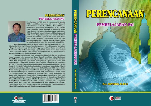 Buku Perencanaan Pembelajaran Pai