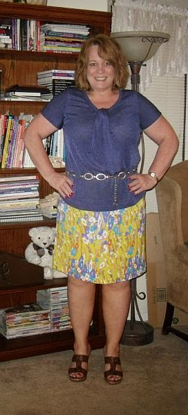 3 Self Drafted Term Used Loosely Skirt Which Was