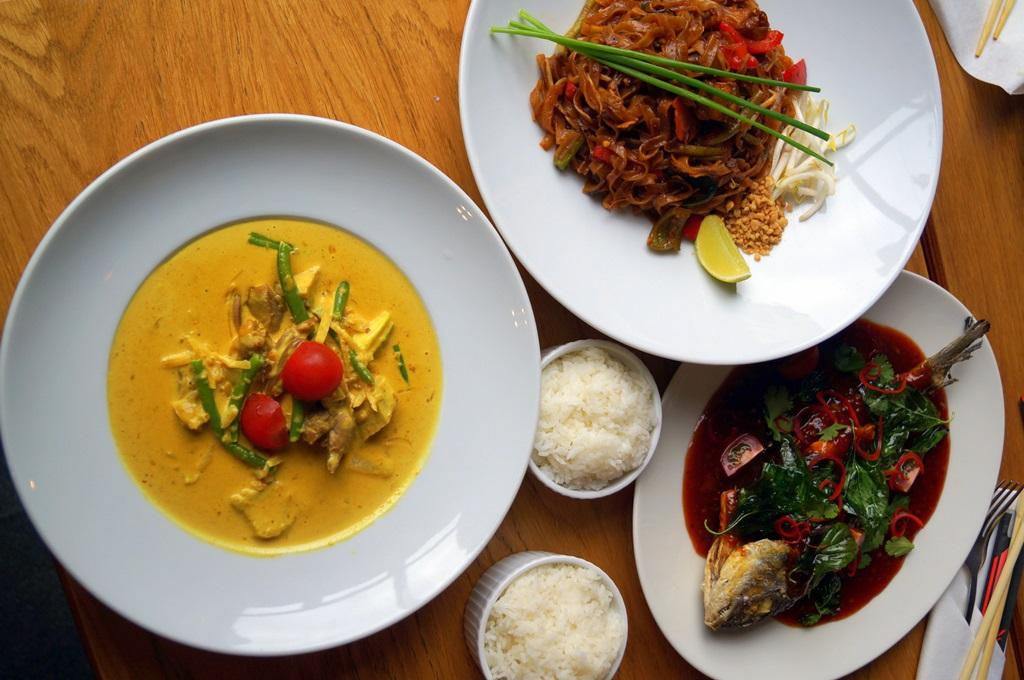 San Thai Oryginalna Kuchnia Tajska W Warszawie Kulinarne