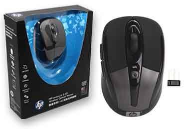 Chuột không dây HP Laverock 2.4G 1600 dpi 5 nút chính hãng giá sỉ và lẻ rẻ nhất