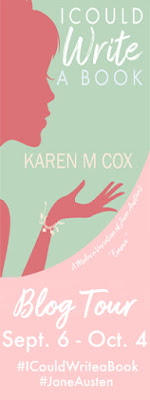 I Could Write a Book by Karen M Cox Blog Tour
