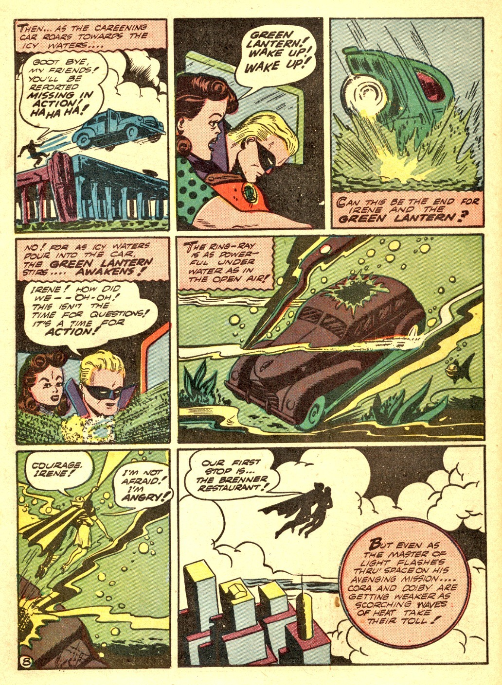 Read online All-American Comics (1939) comic -  Issue #47 - 10