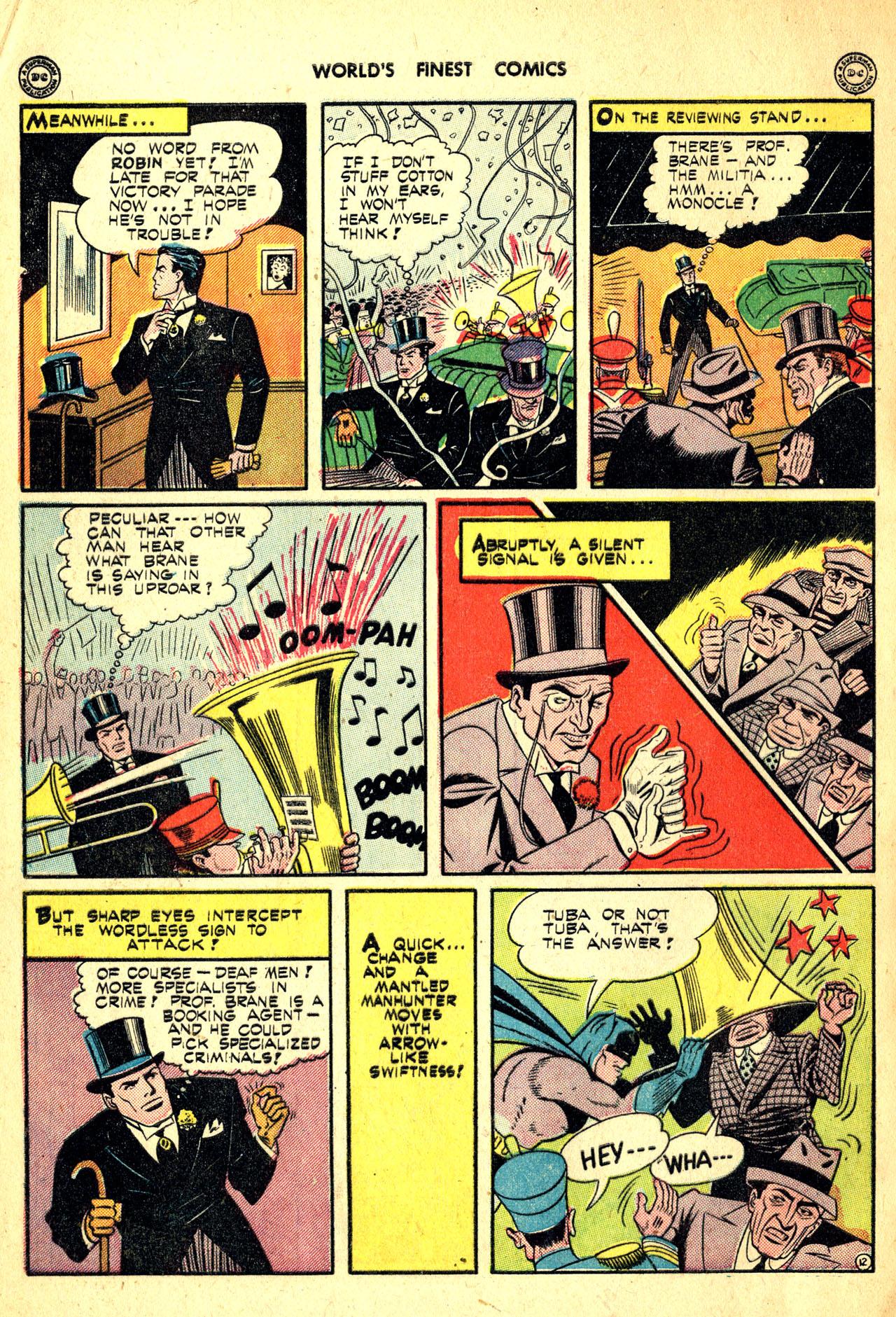 Read online World's Finest Comics comic -  Issue #18 - 80