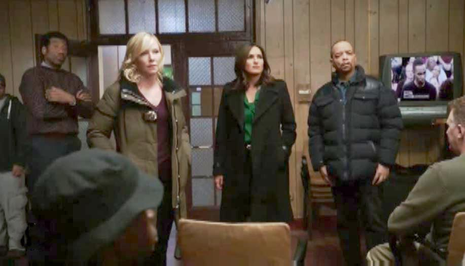 """All Things Law And Order: Law & Order SVU """"Sheltered ..."""