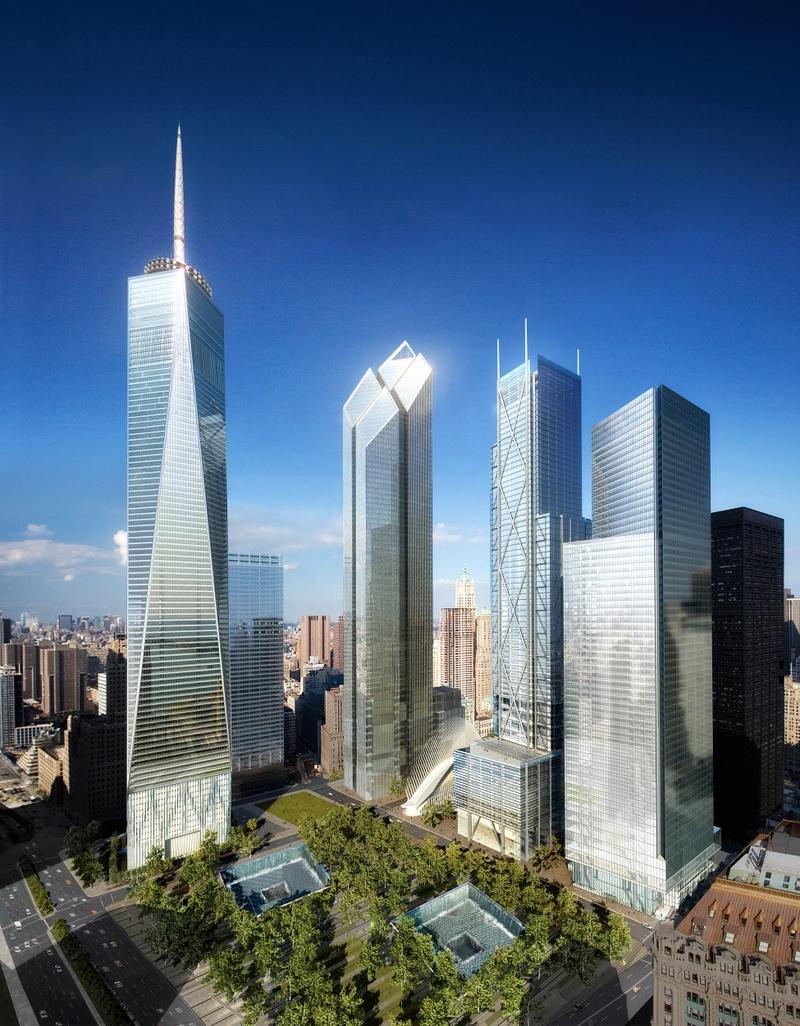 SoVibrant Opinion8: 1 World Trade Center V The Empire State