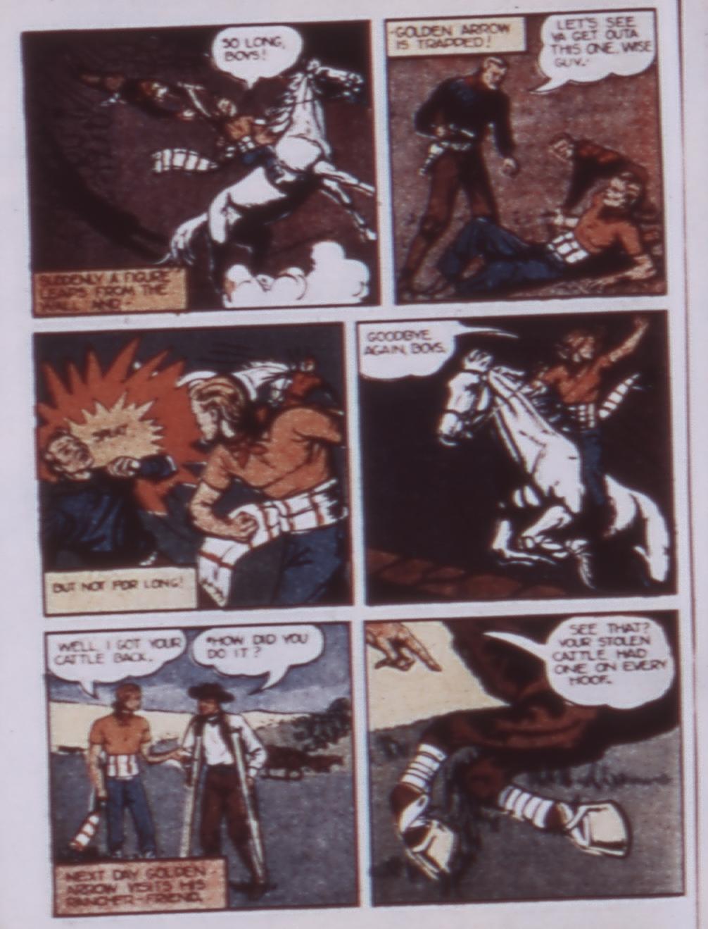 Read online WHIZ Comics comic -  Issue #3 - 22