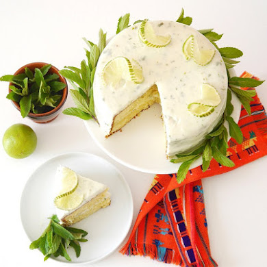 Recette | Mon Gâteaux Mojito