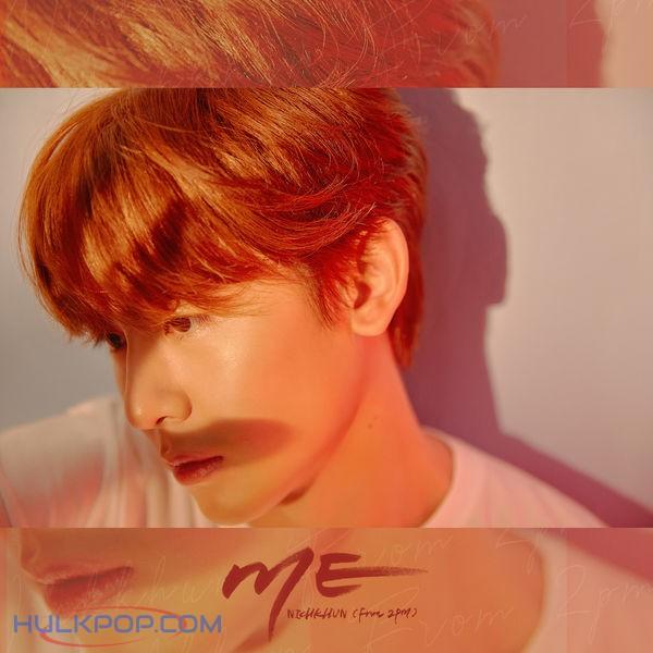 NICHKHUN (From 2PM) – ME