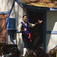 Jacques Ze Whippeur performance at King Richard's Faire Carver MA_New England Fall Events