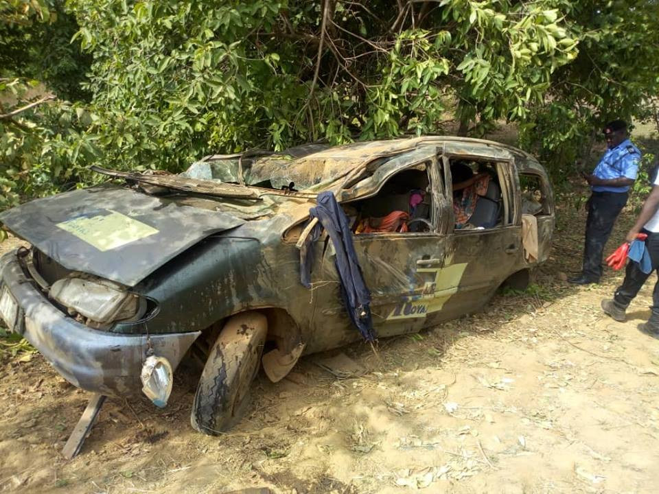 Car Accident Claims Life of Guest Returning From Wedding - Photos