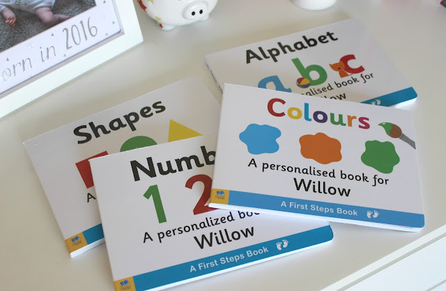 Personalised Children's Board Books Review