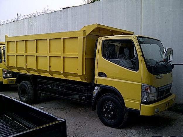 promo paket dp ringan colt diesel dump truck 2019