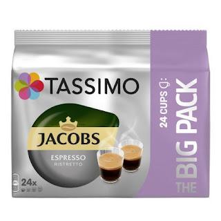 Capsule cafea Jacobs Espresso Tassimo -24 buc comanda aici