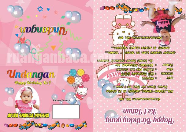 Download 85 Background Ultah Anak Perempuan Paling Keren