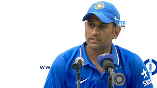M S Dhoni sch time nice wallpapers