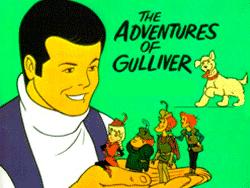 desenho as aventuras de gulliver