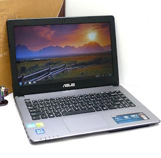 Laptop Gaming ASUS X450CC Bekas Di Malang