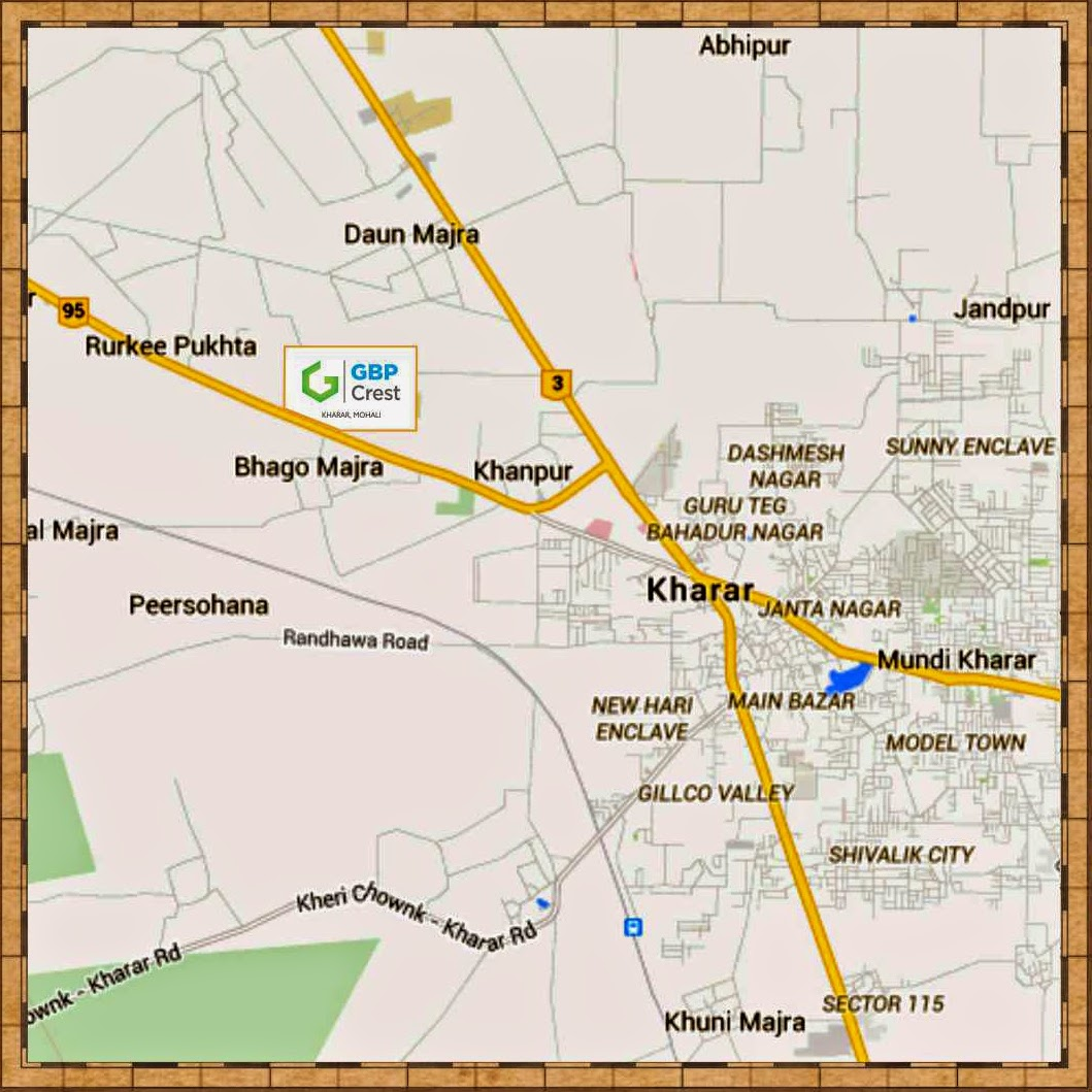 Gbp Kharar Plots Real Estate India Property In