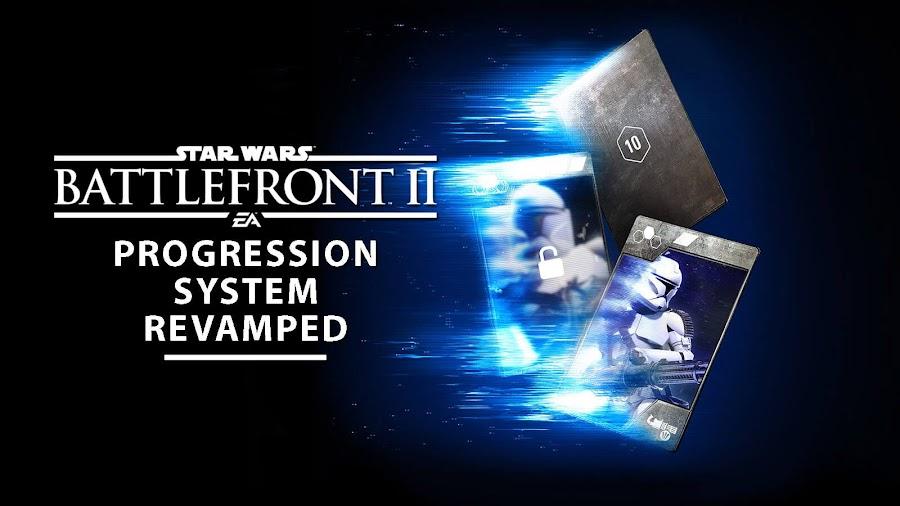 star wars battlefront 2 new progression update