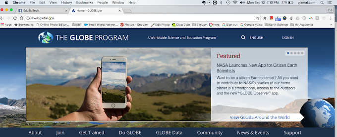 Help NASA Scientists with your smartphone!