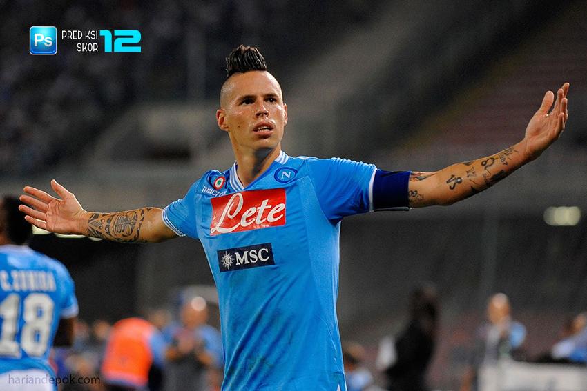 Prediksi Skor Napoli Vs As Roma 15 Oktober 2016