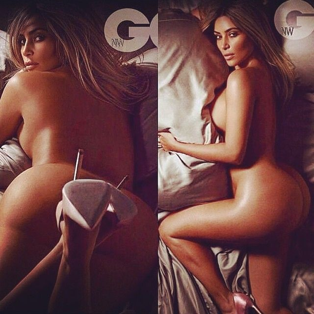 Kim kardashian's sexiest nude pictures and most naked moments ever