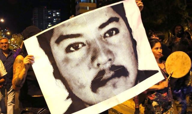A un año de la muerte de Camilo Catrillanca se inicia juicio oral contra Carabineros