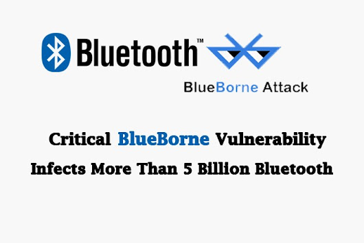 What is Blueborne Attack