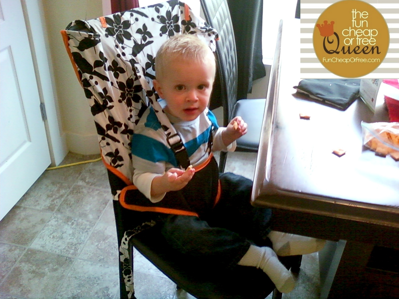 Cheap Baby High Chair My Favorite Things My Little Seat Travel High Chair Fun