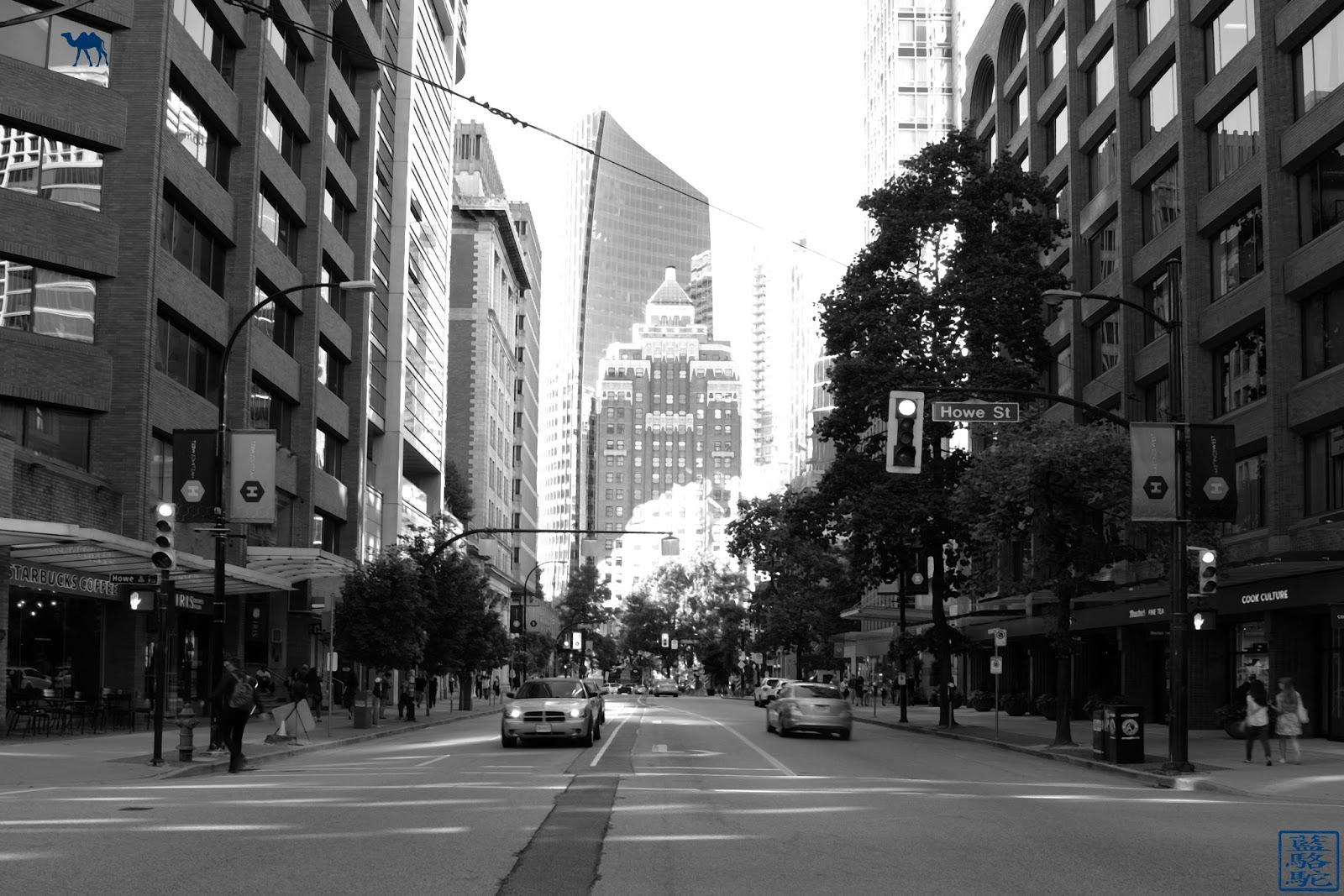 Le Chameau Bleu - Downtown de Vancouver