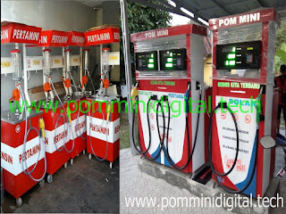 Mesin Pom Mini Manual Dan Pertamini Digital