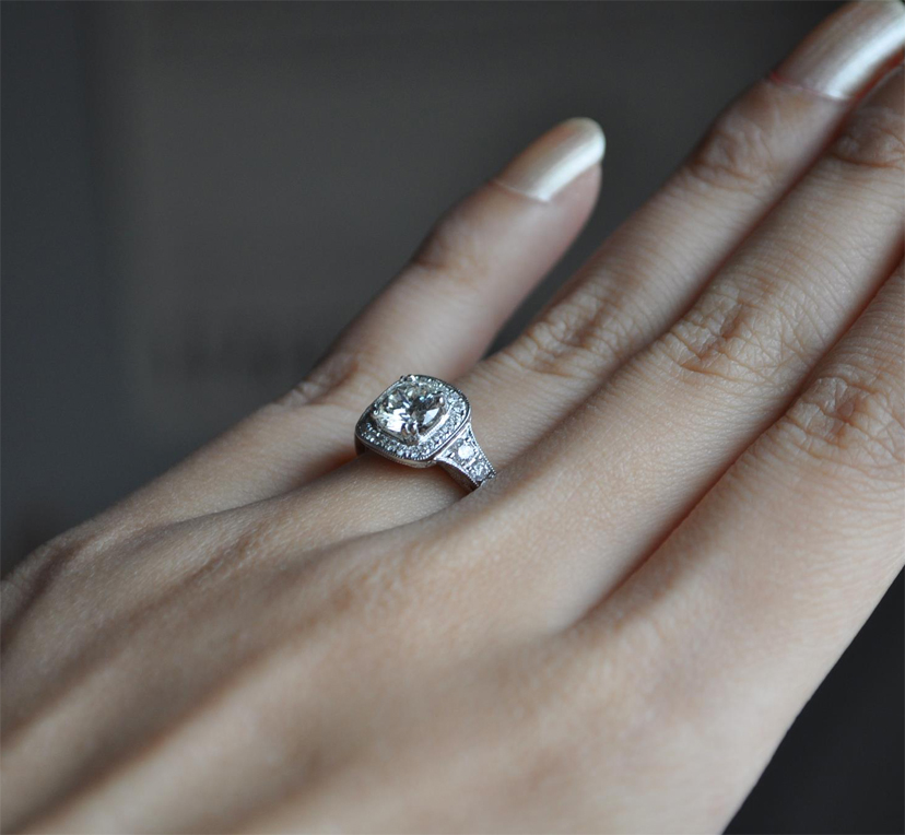 Needless To Say I Ve Definitely Eyed My Fair Share Of Fabulous Engagement Rings Over The Years And Have An Endless Love For All Things Bling