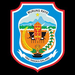 Logo Kabupaten Murung Raya  Vector CorelDraw