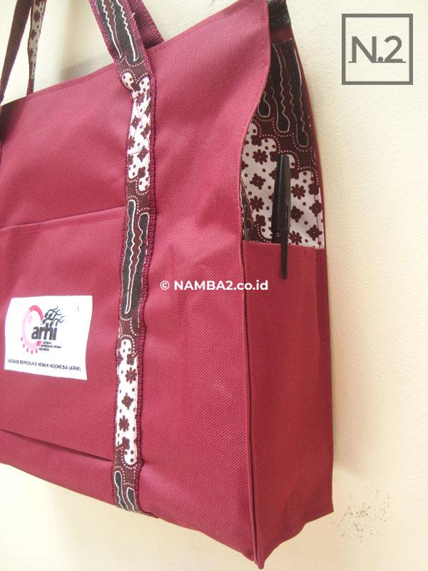 Tas Seminar Batik Tote Bag Eksklusif
