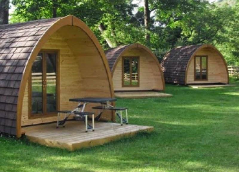Case prefabbricate in legno for Mini case prefabbricate