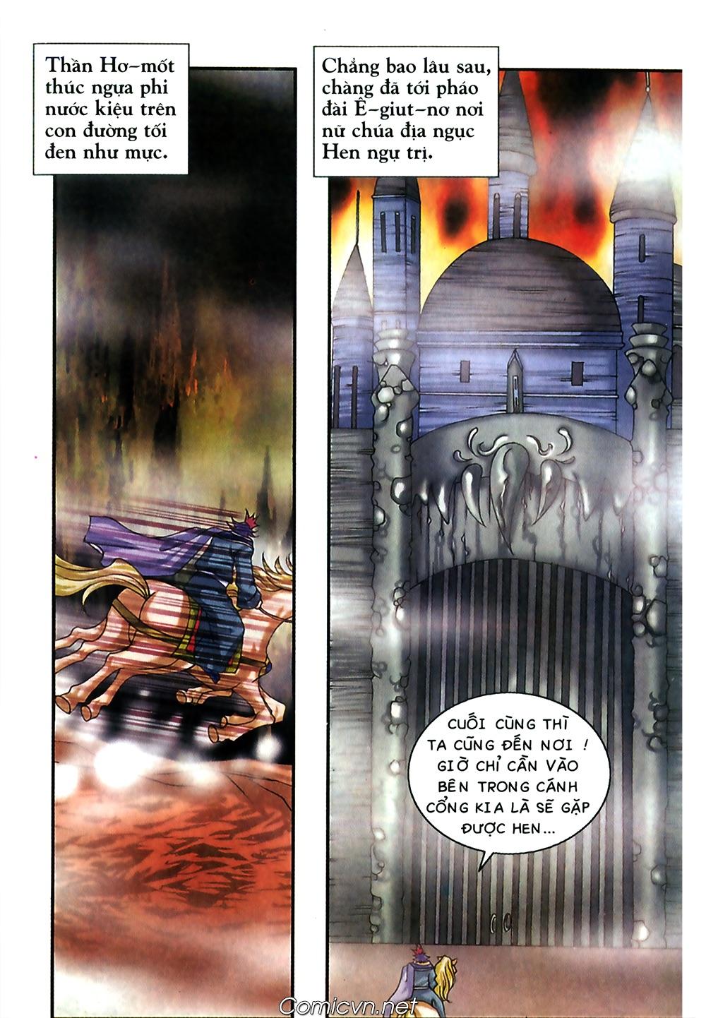 Thần thoại Bắc Âu - Chapter 46: Thần Dũng Cảm - Pic 14