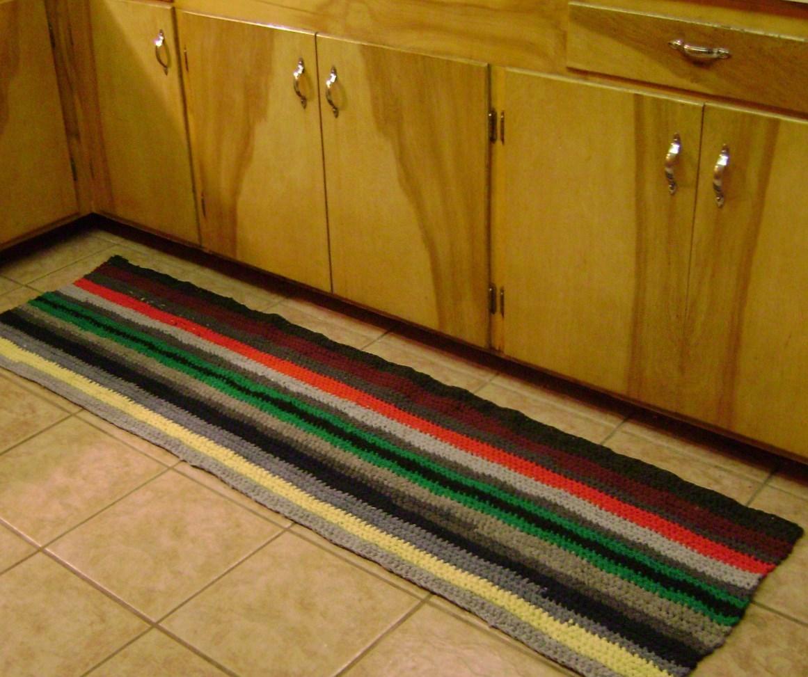 amanda 39 s happy hearth tarnation kitchen runner rug