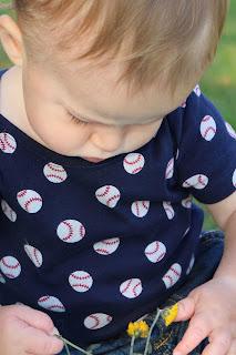 baby play  sensory idea