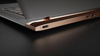 HP LAPTOP USB-C PORTS