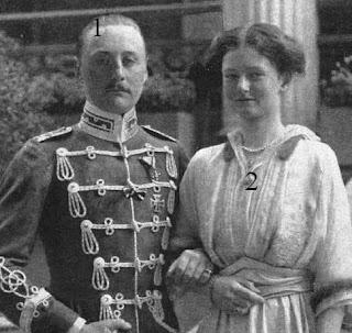 Prinz  und Prinzessin Friedrich Sigismund von Preussen