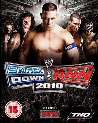 WWE Wrestling (Smackdown vs Raw) PC Game