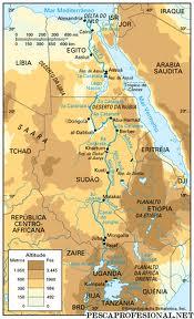 Geografia Africana El Nilo