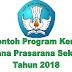 Contoh Program Kerja Sarana Prasarana Sekolah Tahun 2018